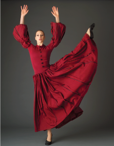 featured dancer